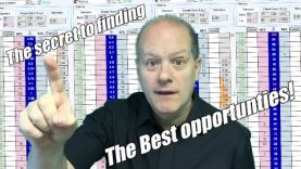 Betfair trading – The secret to finding the best opportunties