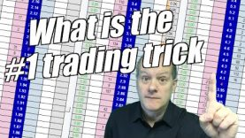Betfair trading – What is the #1 trick to effective trading on Betfair?