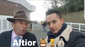 THE CHAMPION CHASE – ALTIOR CHELTENHAM FESTIVAL 2018 PREVIEW & TIPS WITH RACINGBLOGGER ??