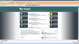 Using Bet Angel – Selecting 'Live' or 'Practice' mode