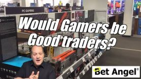 Using gaming devices – Would gamers be good at trading on Betfair?