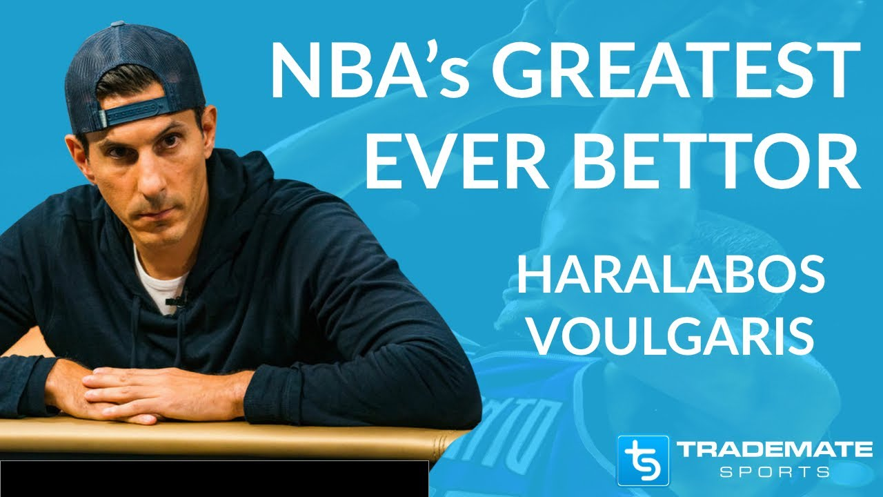 Haralabos voulgaris nba betting forum sheffield united v yeovil betting preview goal